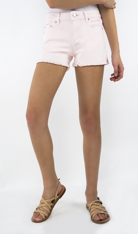 Light Pink Brittany Short