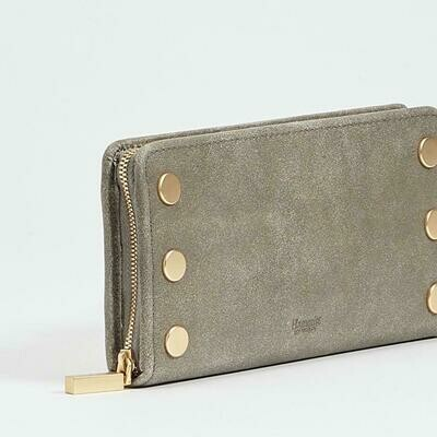 Hammitt - 360 South Convertible Wallet - Pewter