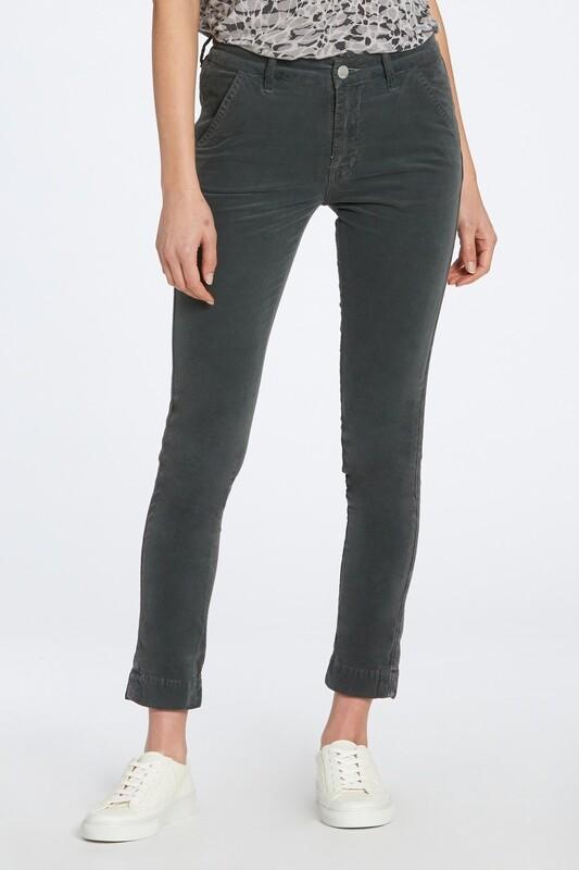 Margot Grey Corduroy Pant