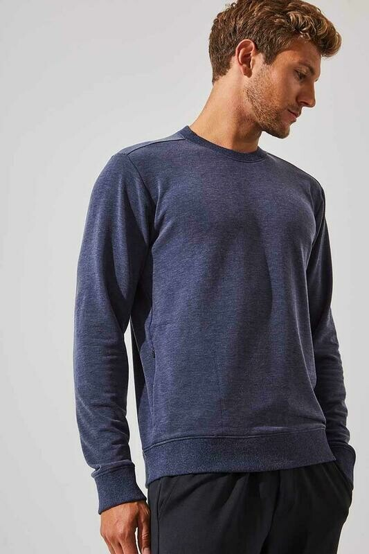 MPG Men's Victory Sweatshirt - NAVY