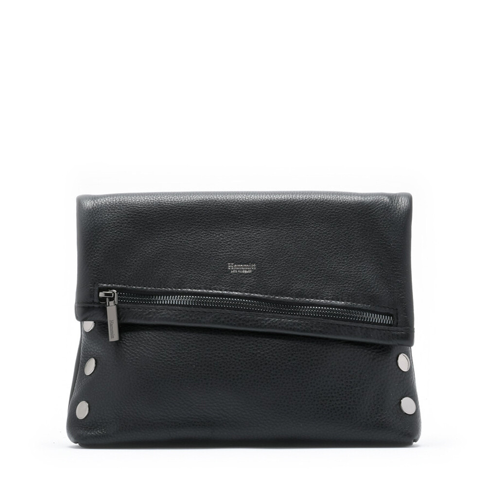 Hammitt VIP Bag - Black w Gunmetal Hardware