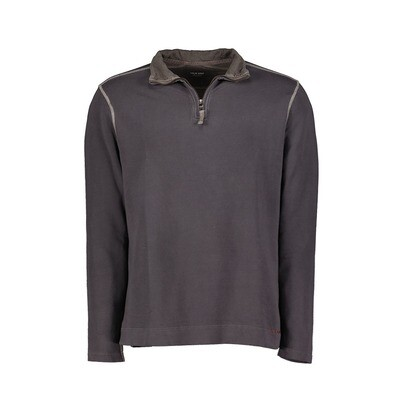 Men's Tencel Zip Pullover