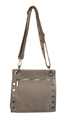 Hammitt Tony Bag Medium - Monterey Tan w Silver
