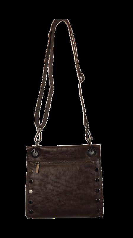 Hammitt Tony Bag Medium - Walnut Brown Thatch