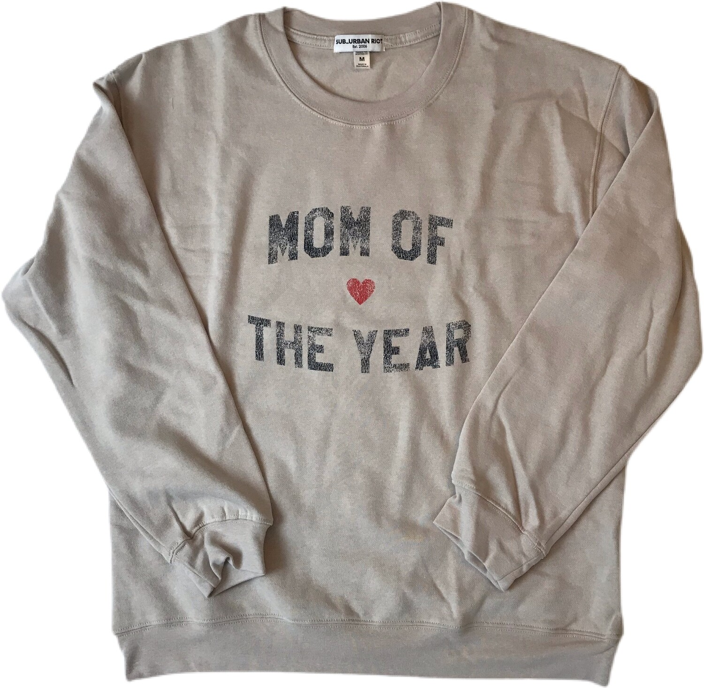 Mom of Year Sweatshirt