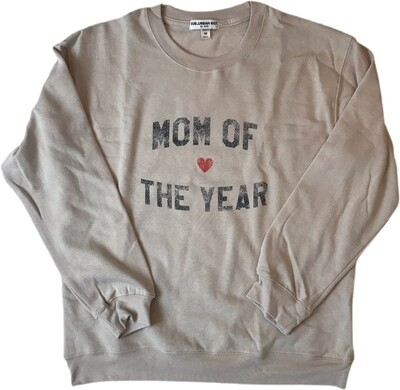 Mom of Year Sweatshirt