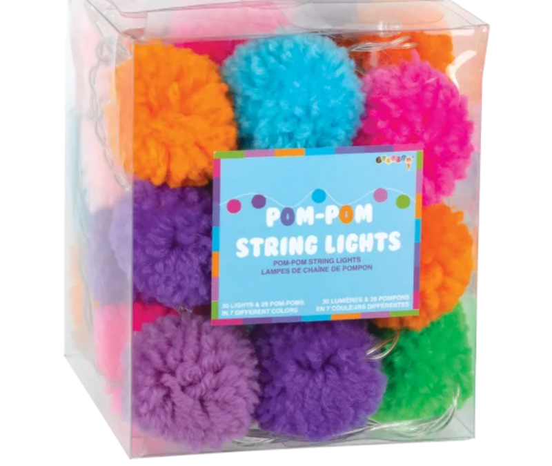 Pom Pom String Lights