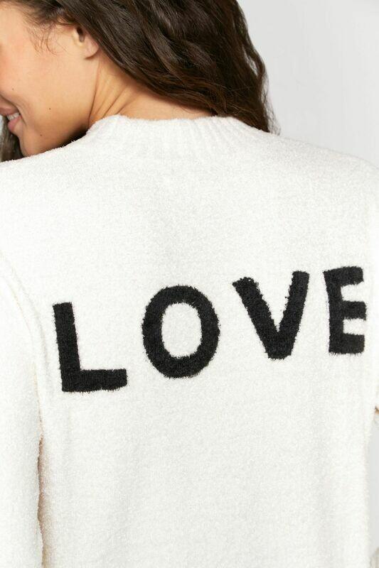Love Serenity Sweater