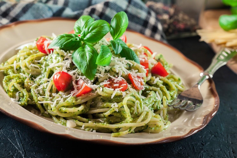 Hausgemachte Spaghetti