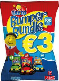 Tayto Bumper Bundle 12 PK