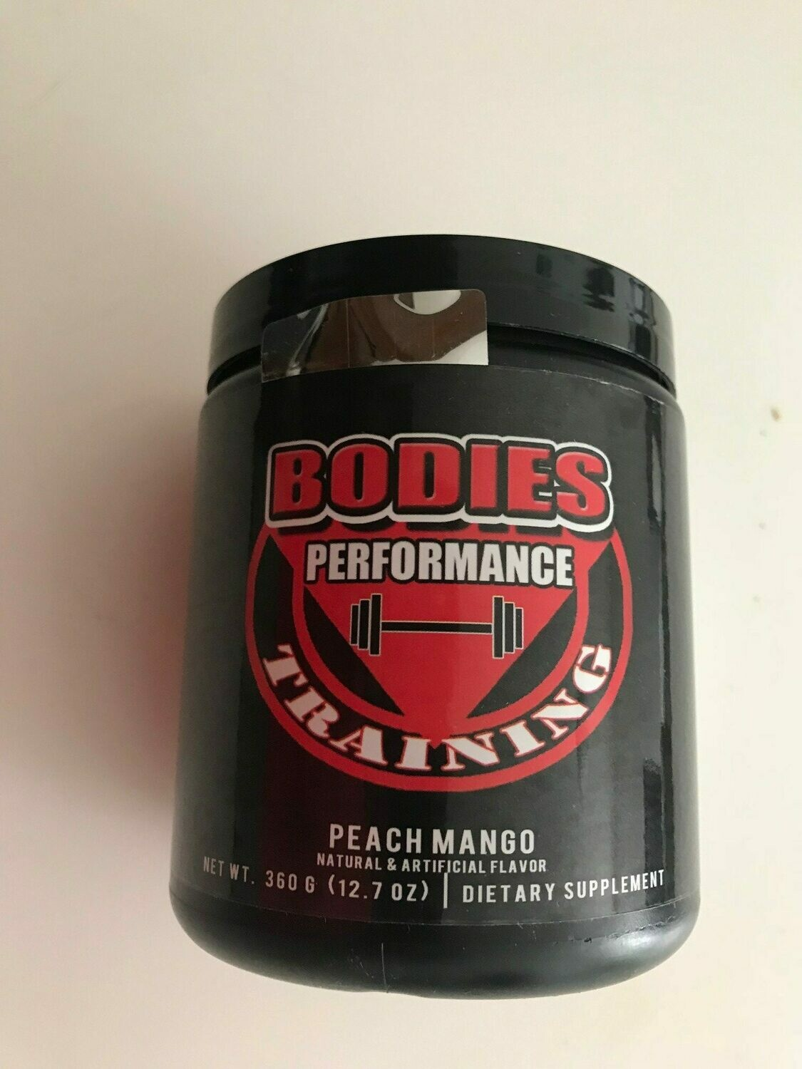 ULTIMATE PRE-WORKOUT B.C.A.A