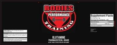 GLUTAMINE (PHARMACEUTICAL GRADE)