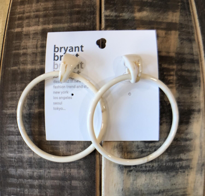 Ivory hoop