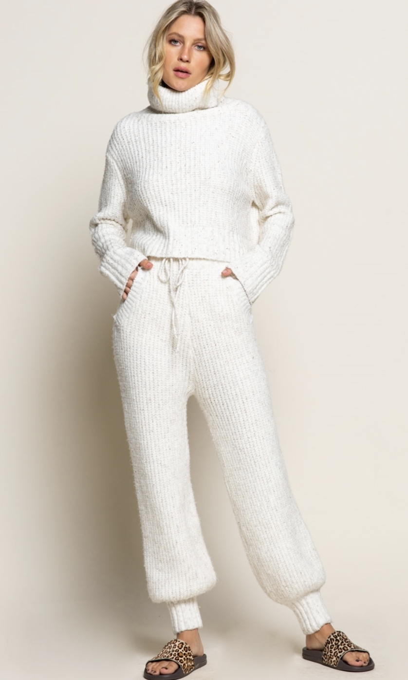 Sweater Jogger