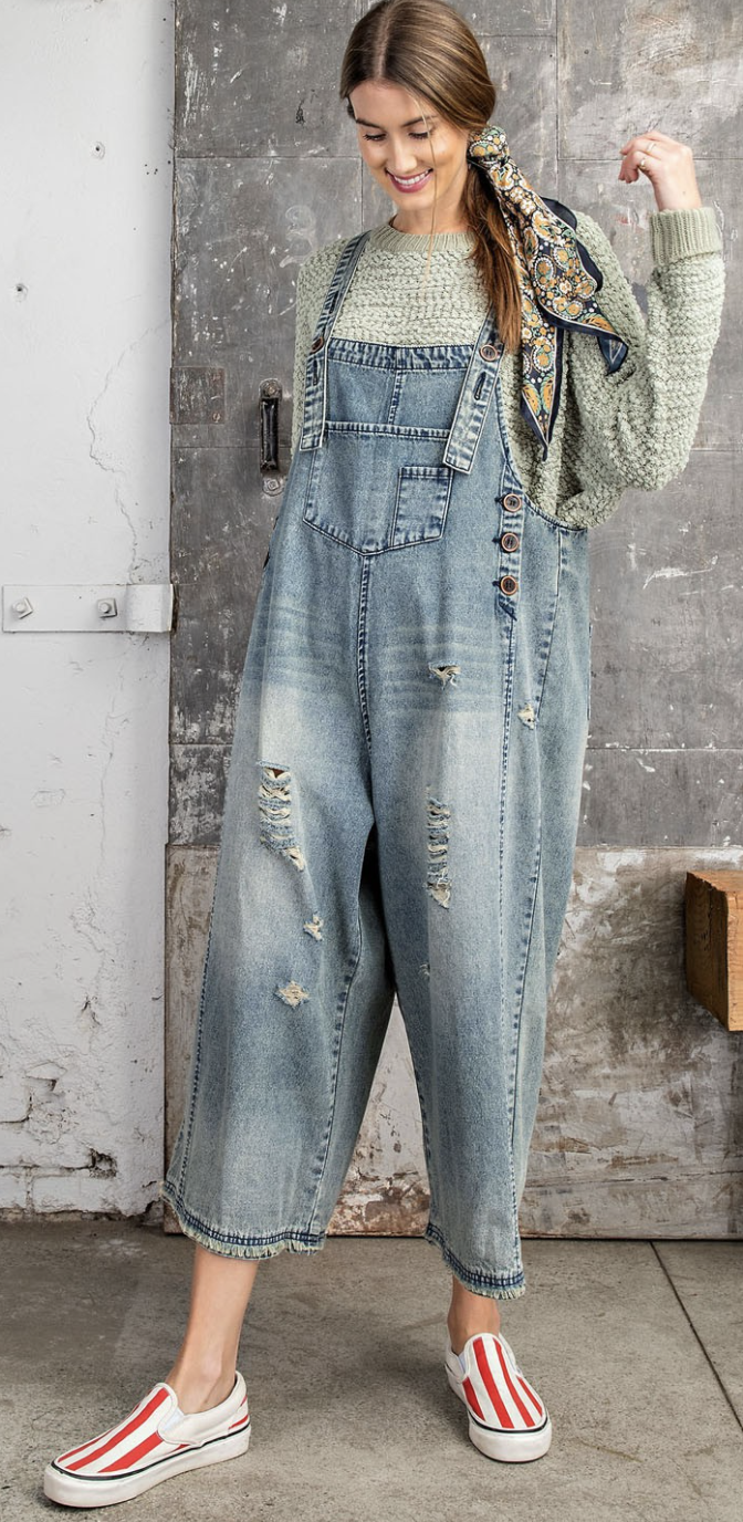 Oversized Overall