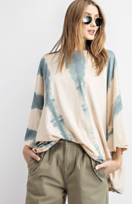 dolman space dyed