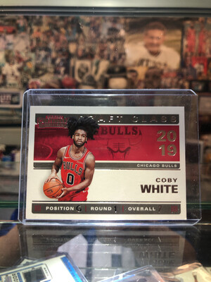 DraftClass Coby White