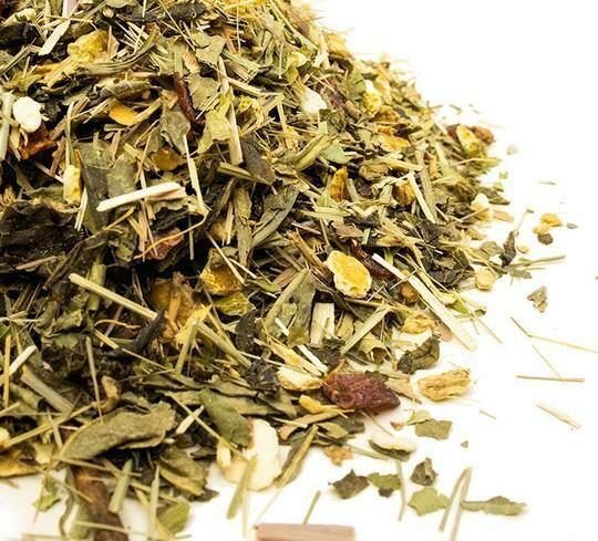 Lemon Ginger Decaffeinated Tea 2-2.5 oz.