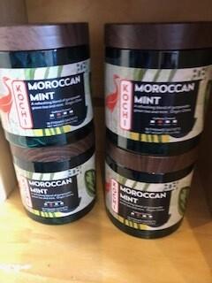 Moroccan Mint 18 Pyramid Sachets
