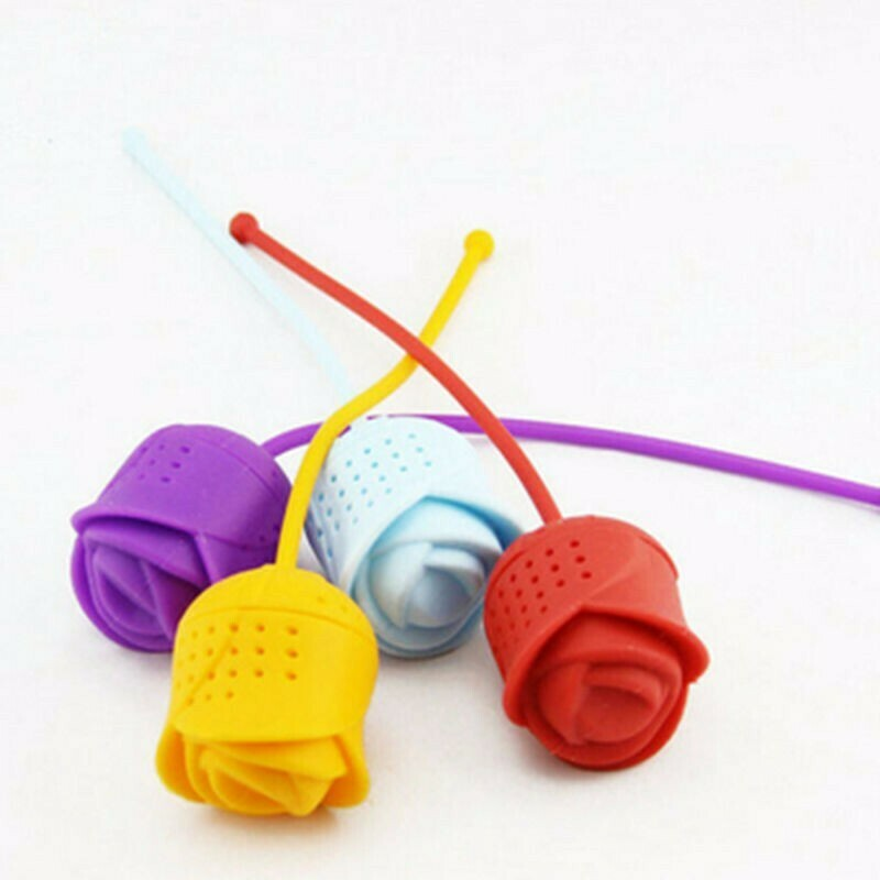 Rose Silicone Steeper
