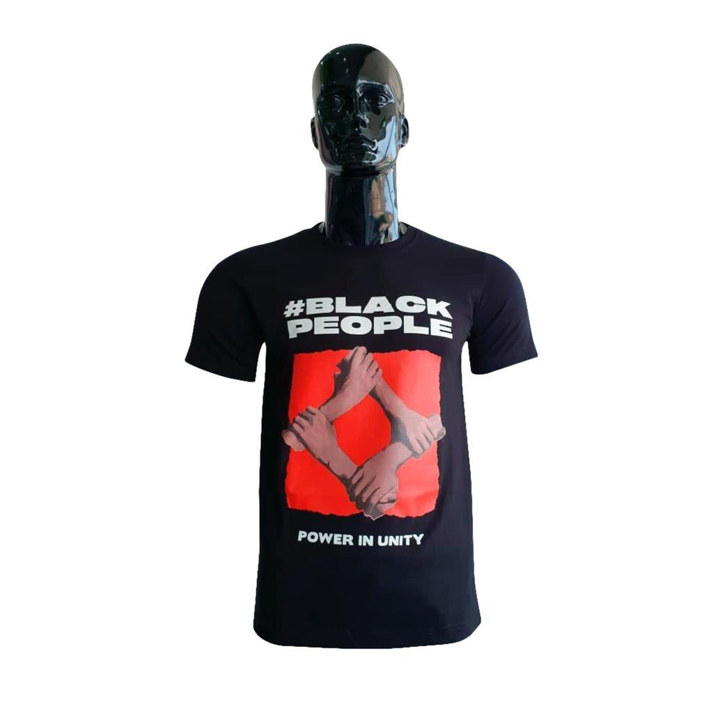Black PEOPLE Shirt