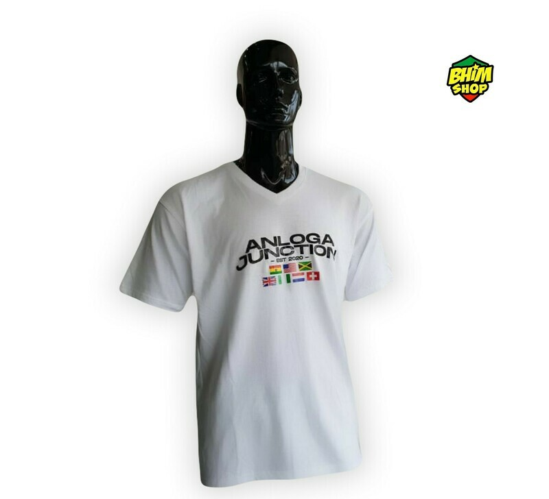 ANLOGA JUNCTION T-SHIRT