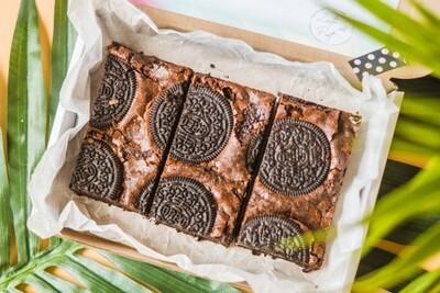 Vegan brownies (lactose, ei, noten & pinda vrij*)