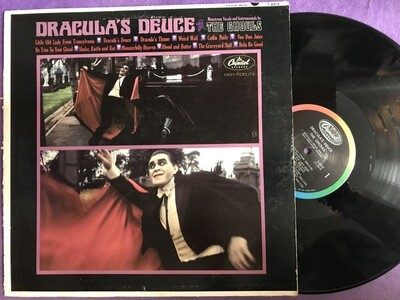 Dracula's Deuce by The Ghouls 1964 Mono