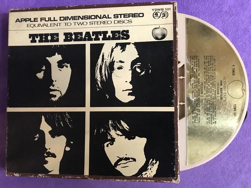 The Beatles - Reel to Reel