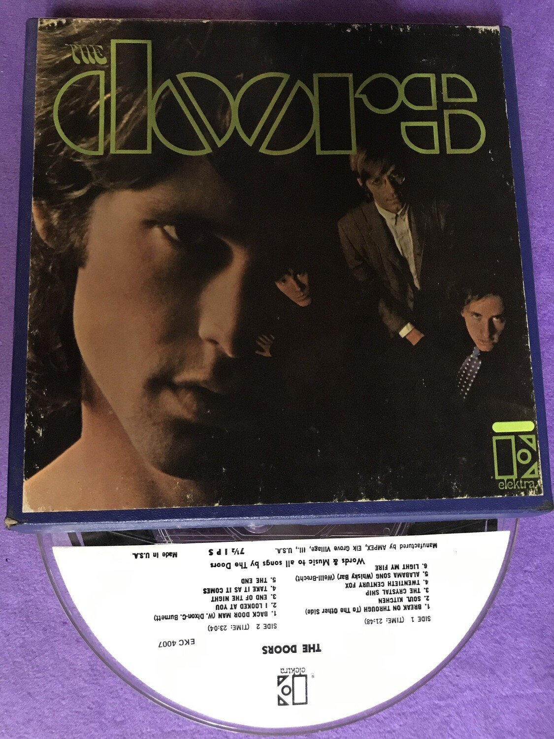The Doors - Reel to Reel