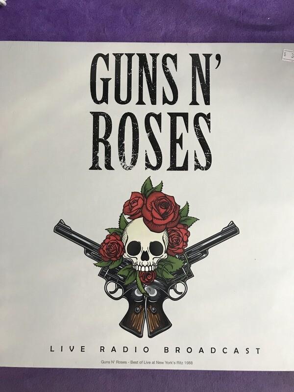 Guns n Roses - Live Radio Broadcast