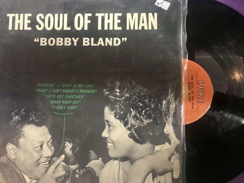 Bobby Bland - The Soul Of The Man