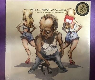 RL Burnside - A Ass Pocket of Whiskey