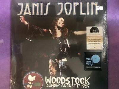 Janis Joplin - Woodstock