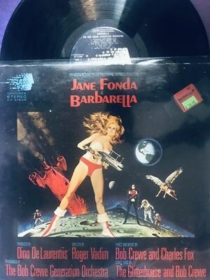 Barbarella - Soundtrack