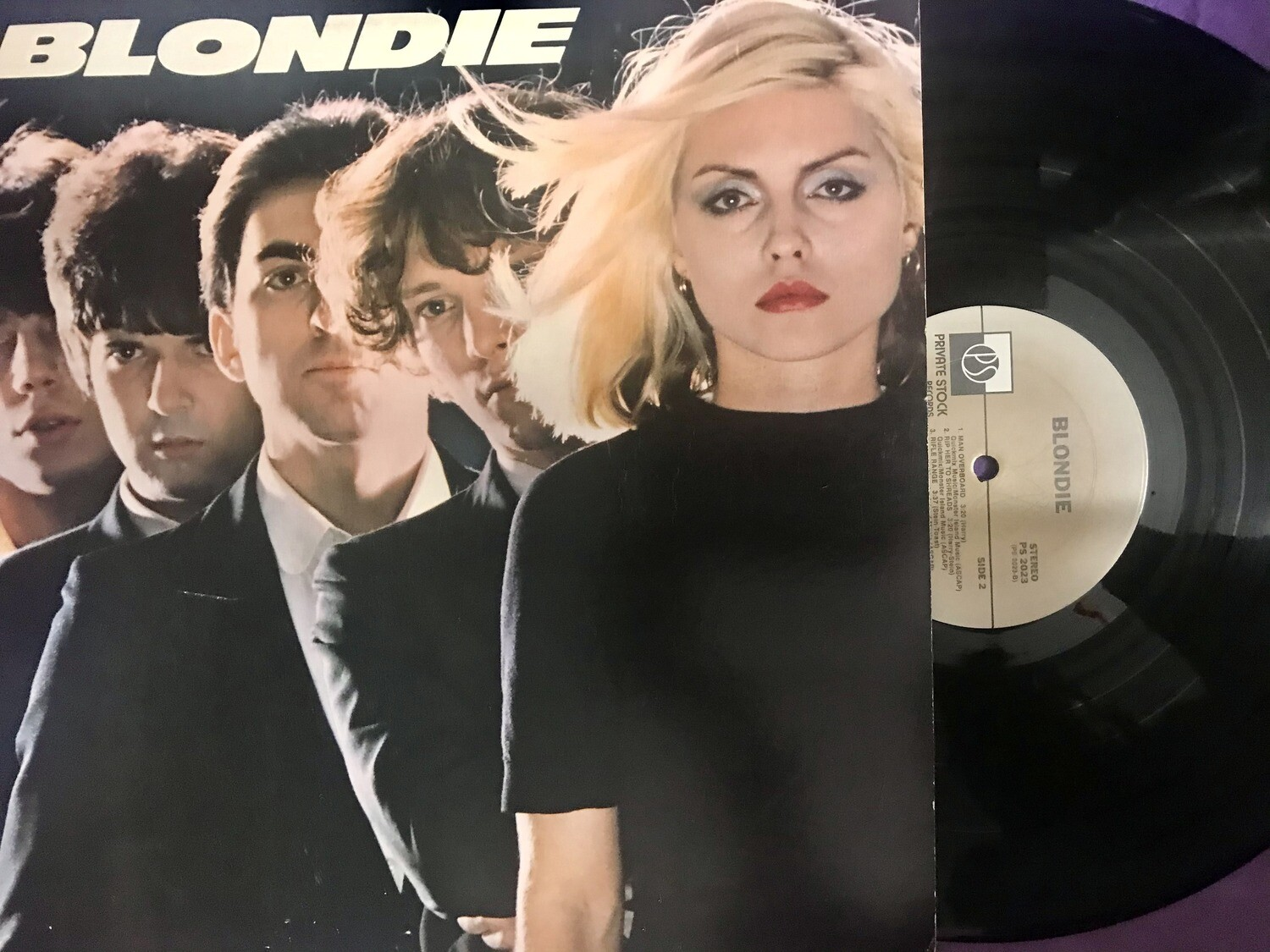 Blondie - Self-Titled