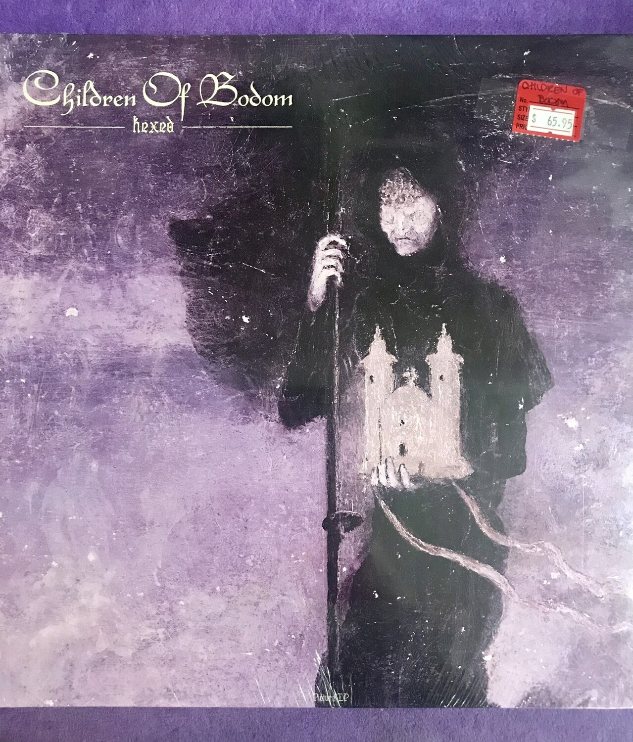 Children of Bodom Hexed 2019 SEALED
