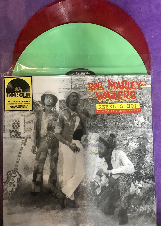 Bob Marley and the Wailers Rebel's Hop 2020 RSD release