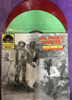 Bob Marley and the Wailers Rebel's Hop 2020 RSD release