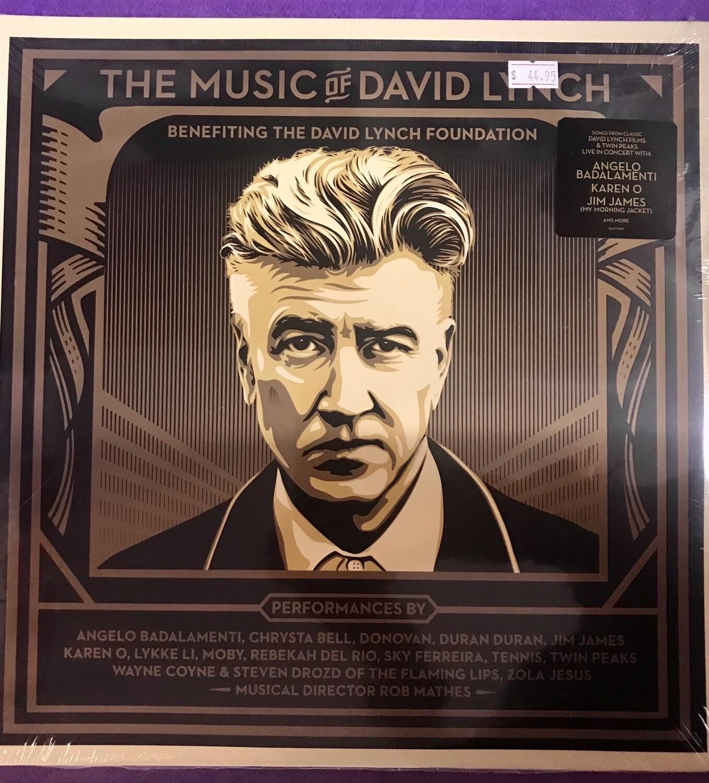 David Lynch The Music of David Lynch SEALED