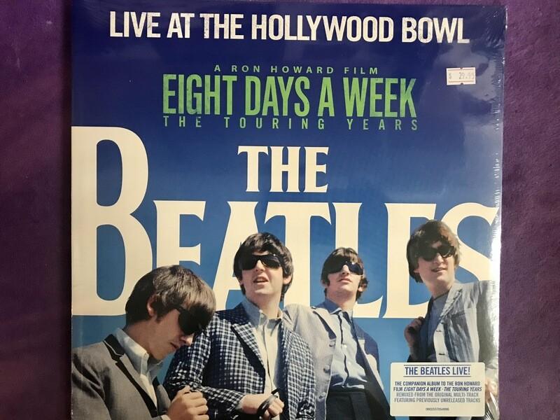 Beatles Eight Days a Week SEALED
