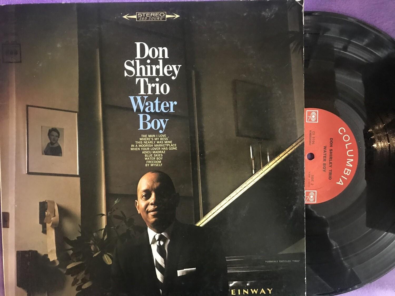 Don Shirley Trio Water Boy 1965