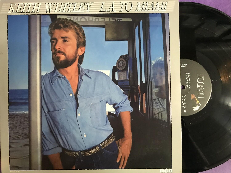 Keith Whitley - LA to Miami