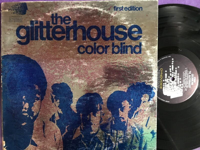 The Glitterhouse - Color Blind