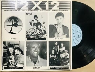 12x12 Various Dallas Bands