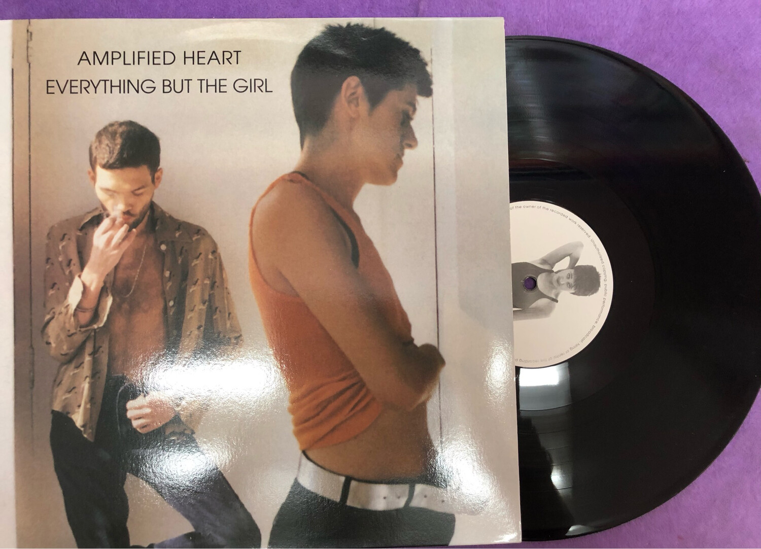 Amplified Heart Everything But The Girl