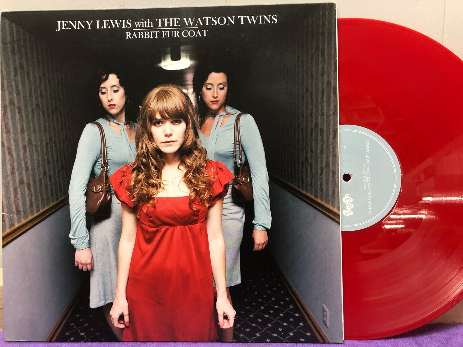 Jenny Lewis And The Watson Twins Rabbit Fur Coat