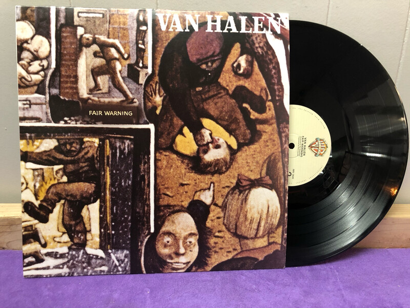 Van Halen 180g Fair Warning