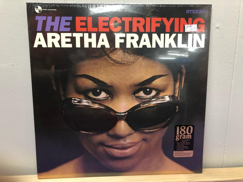 The Electrifying Aretha Franklin