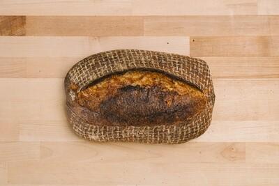 Waffle - large sourdough loaf